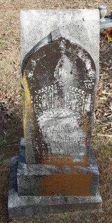 MONKHOUSE, MALINDA - Red River County, Texas | MALINDA MONKHOUSE - Texas Gravestone Photos