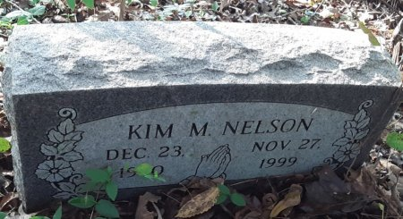 NELSON, KIM M - Red River County, Texas | KIM M NELSON - Texas Gravestone Photos