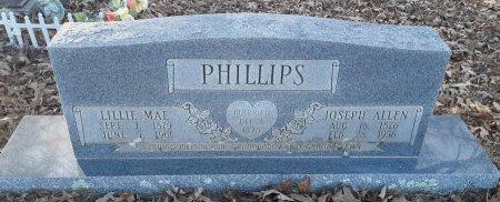 PHILLIPS, JOSEPH ALLEN - Red River County, Texas | JOSEPH ALLEN PHILLIPS - Texas Gravestone Photos