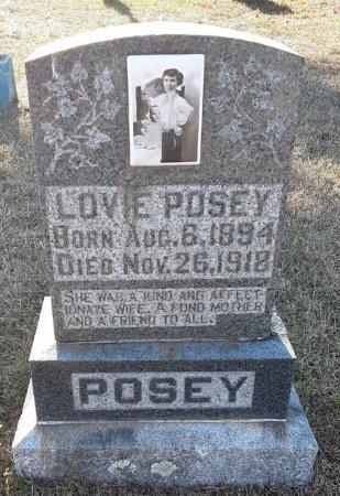 SWINNEY POSEY, LOVIE - Red River County, Texas | LOVIE SWINNEY POSEY - Texas Gravestone Photos