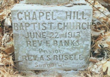 *CHURCH SIGN,  - Red River County, Texas |  *CHURCH SIGN - Texas Gravestone Photos