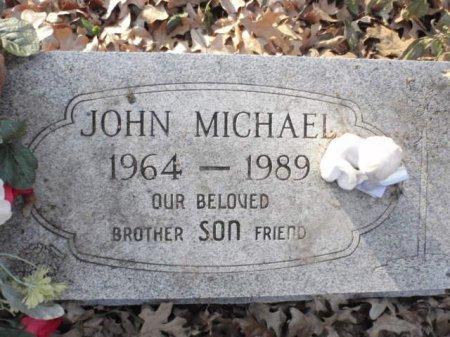 WALDRON, JOHN MICHAEL (CLOSEUP) - Red River County, Texas   JOHN MICHAEL (CLOSEUP) WALDRON - Texas Gravestone Photos