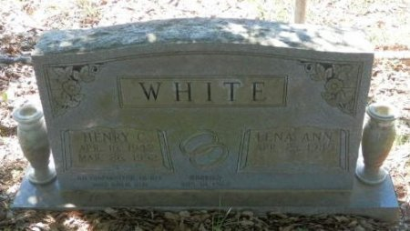 WHITE, HENRY - Red River County, Texas | HENRY WHITE - Texas Gravestone Photos