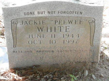WHITE, JACKIE - Red River County, Texas | JACKIE WHITE - Texas Gravestone Photos