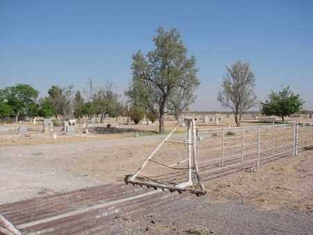 *OVERVIEW,  - Reeves County, Texas |  *OVERVIEW - Texas Gravestone Photos