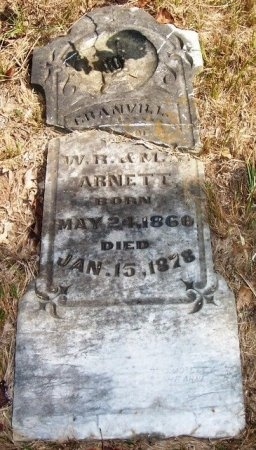 ARNETT, GRANVILLE - Robertson County, Texas | GRANVILLE ARNETT - Texas Gravestone Photos