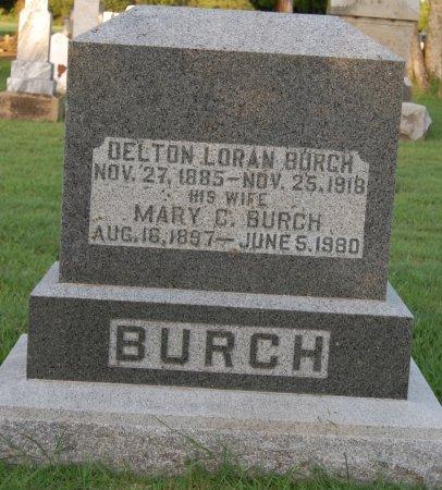 BURCH, DELTON LORAN - Rockwall County, Texas   DELTON LORAN BURCH - Texas Gravestone Photos
