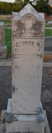 MYERS, GEORGE ROBERT - Rockwall County, Texas   GEORGE ROBERT MYERS - Texas Gravestone Photos