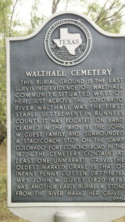 *TEXAS HISTORIC CEMETERY,  - Runnels County, Texas |  *TEXAS HISTORIC CEMETERY - Texas Gravestone Photos