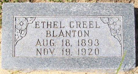 BLANTON, ETHEL - Rusk County, Texas   ETHEL BLANTON - Texas Gravestone Photos