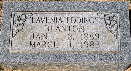 BLANTON, LAVENIA - Rusk County, Texas | LAVENIA BLANTON - Texas Gravestone Photos