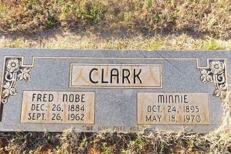 CLARK, MINNIE - Rusk County, Texas | MINNIE CLARK - Texas Gravestone Photos