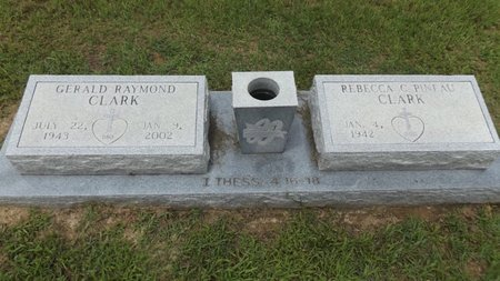 CLARK, GERALD RAYMOND - Rusk County, Texas | GERALD RAYMOND CLARK - Texas Gravestone Photos