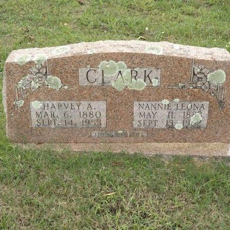 CLARK, HARVEY A - Rusk County, Texas | HARVEY A CLARK - Texas Gravestone Photos