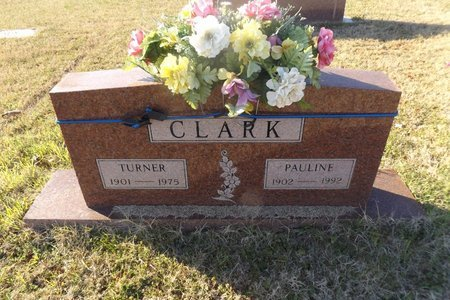 CLARK, TURNER - Rusk County, Texas | TURNER CLARK - Texas Gravestone Photos