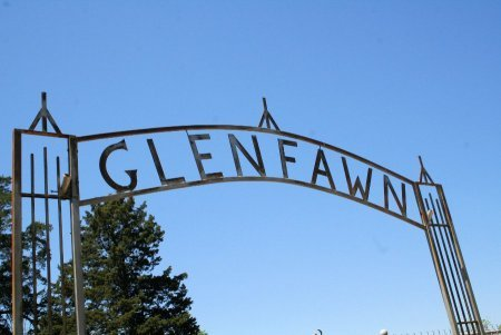 *ENTRANCE, GLENFAWN - Rusk County, Texas   GLENFAWN *ENTRANCE - Texas Gravestone Photos