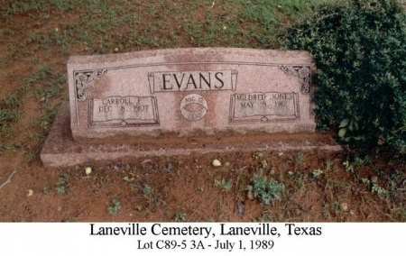 EVANS, MILDRED MAE - Rusk County, Texas | MILDRED MAE EVANS - Texas Gravestone Photos