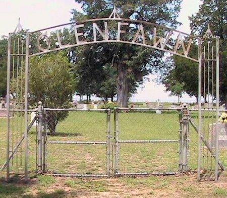 *GATE, GLENFAWN CEMETERY - Rusk County, Texas   GLENFAWN CEMETERY *GATE - Texas Gravestone Photos