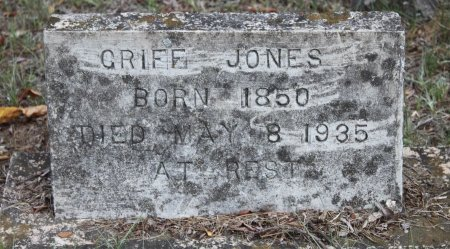 JONES, GRIFF - Rusk County, Texas | GRIFF JONES - Texas Gravestone Photos
