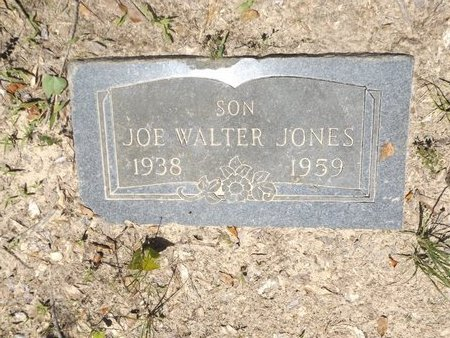 JONES, JOW WALTER - Rusk County, Texas | JOW WALTER JONES - Texas Gravestone Photos