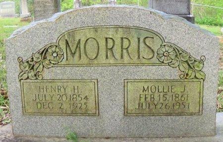 MORRIS, MOLLIE J. - Rusk County, Texas | MOLLIE J. MORRIS - Texas Gravestone Photos