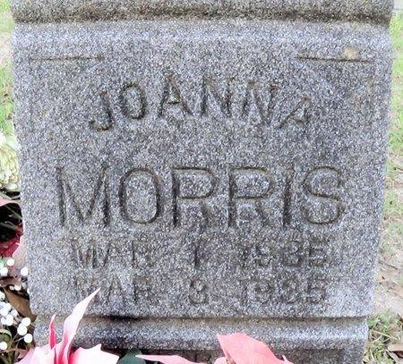 MORRIS, JOANNA - Rusk County, Texas   JOANNA MORRIS - Texas Gravestone Photos