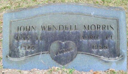 MORRIS, JOHN WENDELL - Rusk County, Texas   JOHN WENDELL MORRIS - Texas Gravestone Photos