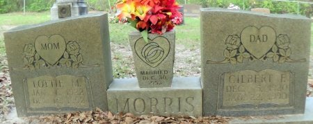 MORRIS, LOTTIE M. - Rusk County, Texas   LOTTIE M. MORRIS - Texas Gravestone Photos
