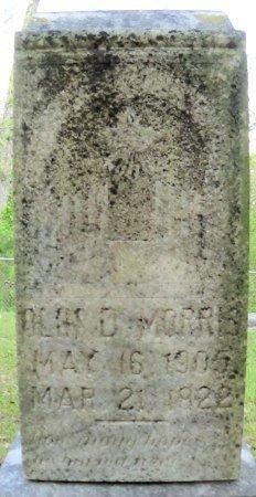 MORRIS, OLIN D - Rusk County, Texas   OLIN D MORRIS - Texas Gravestone Photos