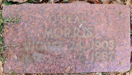 MORRIS, O'NEAL - Rusk County, Texas | O'NEAL MORRIS - Texas Gravestone Photos
