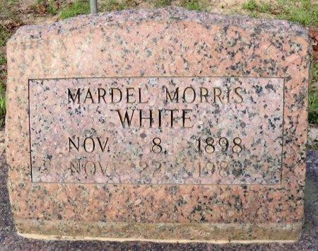 MORRIS WHITE, MARDELL OVINE - Rusk County, Texas | MARDELL OVINE MORRIS WHITE - Texas Gravestone Photos