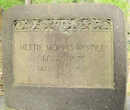 MORRIS WINDLE, NETTIE - Rusk County, Texas   NETTIE MORRIS WINDLE - Texas Gravestone Photos