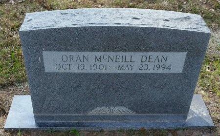 DEAN, STELLA ORAN - Sabine County, Texas | STELLA ORAN DEAN - Texas Gravestone Photos