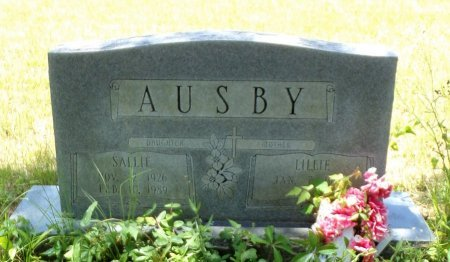 AUSBY, LILLIE - San Jacinto County, Texas | LILLIE AUSBY - Texas Gravestone Photos
