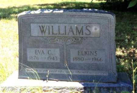WILLIAMS, EVA C - San Jacinto County, Texas | EVA C WILLIAMS - Texas Gravestone Photos