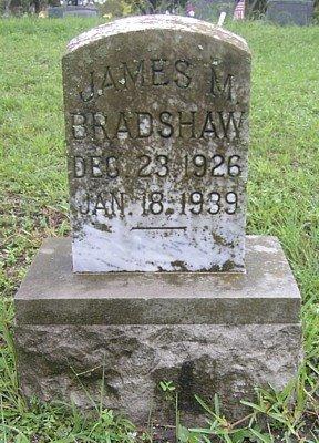 BRADSHAW, JAMES MOORE - San Patricio County, Texas | JAMES MOORE BRADSHAW - Texas Gravestone Photos