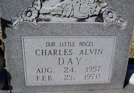 DAY, CHARLES ALVIN - San Patricio County, Texas | CHARLES ALVIN DAY - Texas Gravestone Photos
