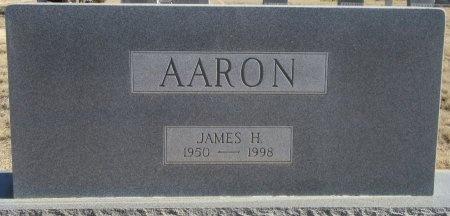 AARON, JAMES H. - Scurry County, Texas | JAMES H. AARON - Texas Gravestone Photos