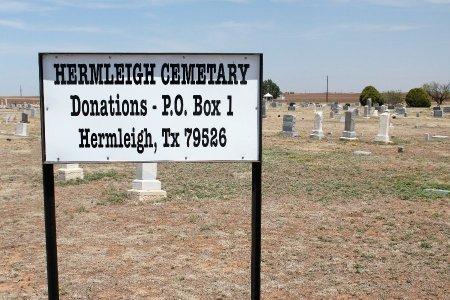 *CEMETERY SIGN,  - Scurry County, Texas |  *CEMETERY SIGN - Texas Gravestone Photos