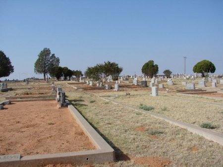 *CEMETERY VIEW,  - Scurry County, Texas |  *CEMETERY VIEW - Texas Gravestone Photos