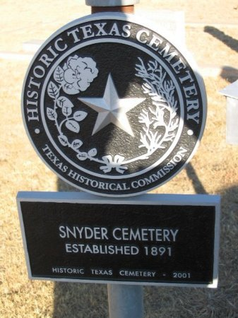 *TEXAS HISTORIC MARKER, . - Scurry County, Texas | . *TEXAS HISTORIC MARKER - Texas Gravestone Photos