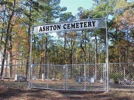 *ASHTON ENTRANCE,  - Shelby County, Texas    *ASHTON ENTRANCE - Texas Gravestone Photos
