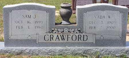 WHITSON CRAWFORD, VADA - Shelby County, Texas   VADA WHITSON CRAWFORD - Texas Gravestone Photos