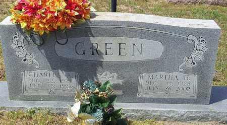 GREEN, CHARLES A - Shelby County, Texas | CHARLES A GREEN - Texas Gravestone Photos