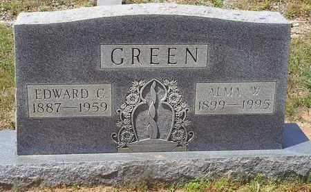 GREEN, EDWARD CHAPPEL - Shelby County, Texas | EDWARD CHAPPEL GREEN - Texas Gravestone Photos