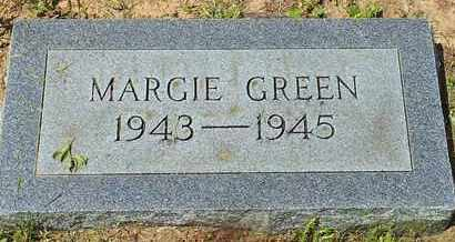 GREEN, MARGIE - Shelby County, Texas | MARGIE GREEN - Texas Gravestone Photos