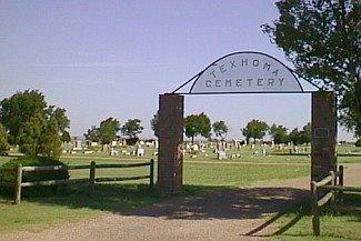 *CEMETERY ENTRANCE,  - Sherman County, Texas    *CEMETERY ENTRANCE - Texas Gravestone Photos