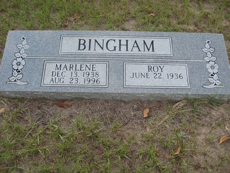 BINGHAM, ROY - Smith County, Texas | ROY BINGHAM - Texas Gravestone Photos