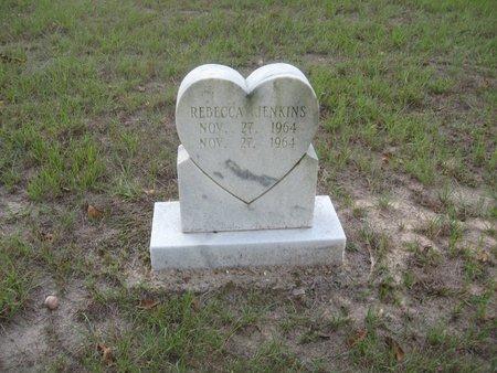 JENKINS, REBECCA - Smith County, Texas   REBECCA JENKINS - Texas Gravestone Photos