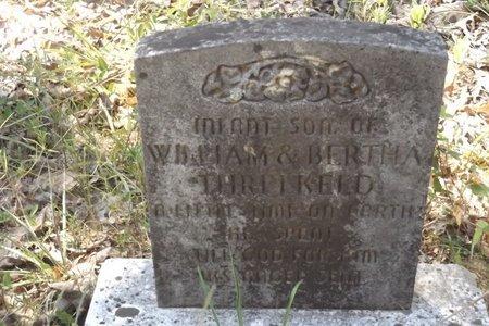 THRELKELD, INFANT SON - Smith County, Texas | INFANT SON THRELKELD - Texas Gravestone Photos